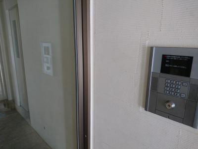 1階インターホン